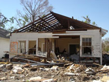 Needs continue in Hurricane Katrina zone, people are turning to Christ