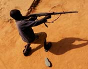 Christians reach out to former child soldiers in Uganda