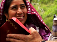 A Bible translation group share God's Story — one verse at a time.