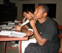 SIM Peru looks into what makes a leader…