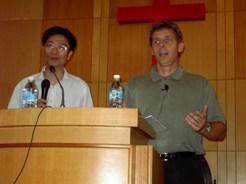 Pray for China Partner's upcoming pastoral training seminars.