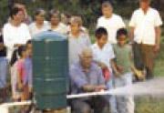 A water ministry celebrates a milestone