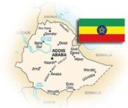 Sectarian violence in Ethiopia disrupts ministry.