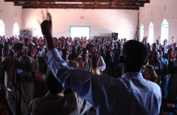 Kenyan pastors see an answer to prayer on the drought.