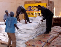 Believers respond to hunger crisis in Niger.