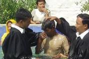 No passports or visas needed for these missionaries