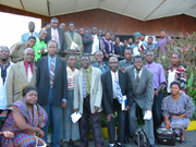 Despite uncertainty in Zimbabwe, churches are growing