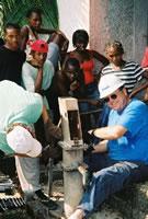 Spiritual bondage holds Haiti; prayer is needed.