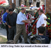 Questions remain in Beslan, Russia — Christians ready to help