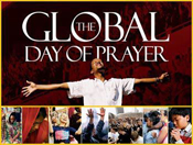Global Day of prayer nears, Christians getting ready