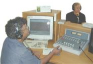 Changes in shortwave radio expand ministry.