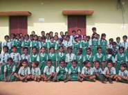 A new bus needed for a Christian school in India.