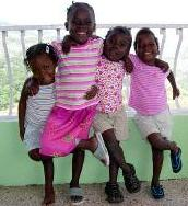 """Hope for children in Haiti to find their """"forever families"""" through adoption."""