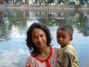 Safe water clears the way to ministry in Indonesia.