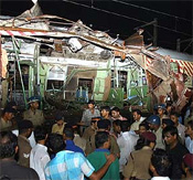 Bomb blast rocks India, Christians gear up to help