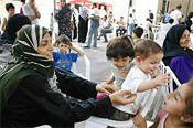 Amid escalating violence, World Vision helps in Lebanon