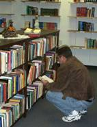 Resourcing ministry falls into shortage of seminary books.