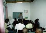 Growth comes to a seminary outreach in Mozambique.
