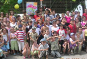 Christians in Beslan, reach out to children in Chechnya