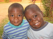 Oasis aids a medical clinic in Ghana.