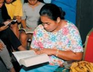 Volunteers prove to be the life blood behind Bible projects around the world.