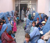 Ministry stays in Afghanistan as violence increases