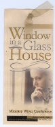 Ministry wives to take ake a look through a 'Window in a Glass House'.