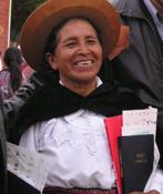 Bible translators celebrate