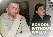 Teachers equip a post-Communist generation in a school without walls.
