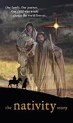 The Gospel will be proclaimed as 'The Nativity Story' opens