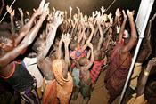 A Jesus Film team sees large response in Ethiopia