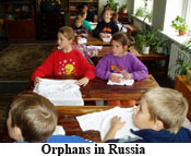 HIV/AIDS among Russian street kids is worse than expected