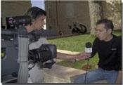 Bible college students produce Arabic TV program