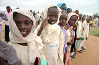 Christians remain steadfast in Darfur crisis.