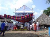 Island village reached with the Gospel in India