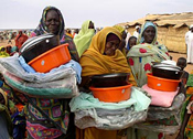 Darfur conflict getting worse, Christians are helping