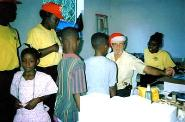 Ministry gets ready to launch 18th annual Christmas party in Haiti.