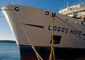 Refitting delays holds back ship ministry.