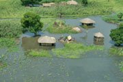 Christians are helping flood victims in Mozambique