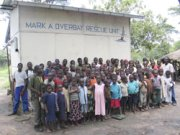 Planting seeds of literacy for hopeful future in Zambia.