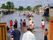 Flood Waters Devastate Bolivia