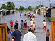 Flood Waters Devastate Bolivia