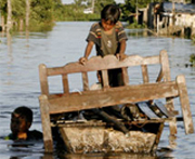 Bolivia still feeling the pain of historic floods