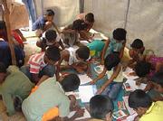 Sri Lanka fighting hampers humanitarian work