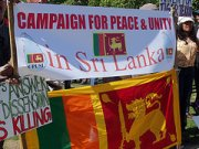 Christians find themselves caught in Sri Lanka's violence.