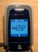 Text messaging listeners seeking Christ.