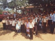 Raising the roof in Honduras leads to ministry growth.