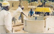 Water wells help plant churches in Mali
