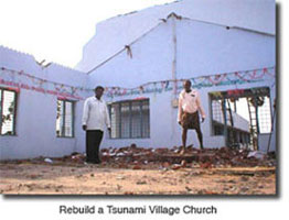 Believers reunited under new roof