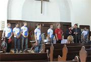 Evangelistic bike expedition under way